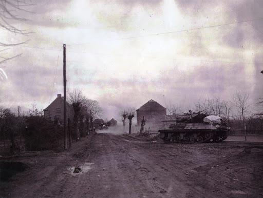 Kriegsende in Grevenbroich
